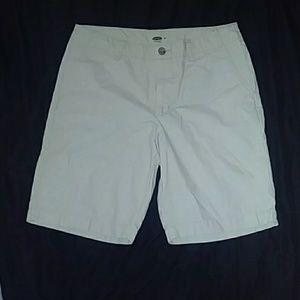 Khaki Shorts Mens